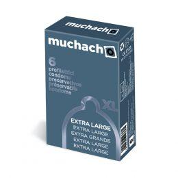 120 PRESERVATIVI MUCHACHO EXTRA LARGE PROFILATTICI XL 20 SCATOLE DA 6 KONDOM