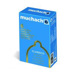 120 PRESERVATIVI MUCHACHO CLASSICO PROFILATTICI CLASSIC 20 SCATOLE DA 6 KONDOM