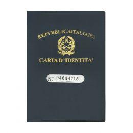 Porta carta d'identità in PVC