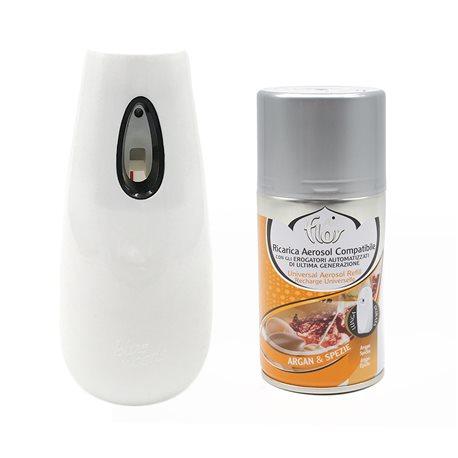 1 deodorante ricarica dispenser compatibile profumi - Telecamera in bagno ...