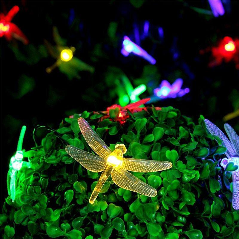 5 LAMPADE ENERGIA SOLARE A LED DA GIARDINO FARETTO SEGNAPASSO ESTER...