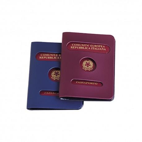 Porta passaporto in PVC