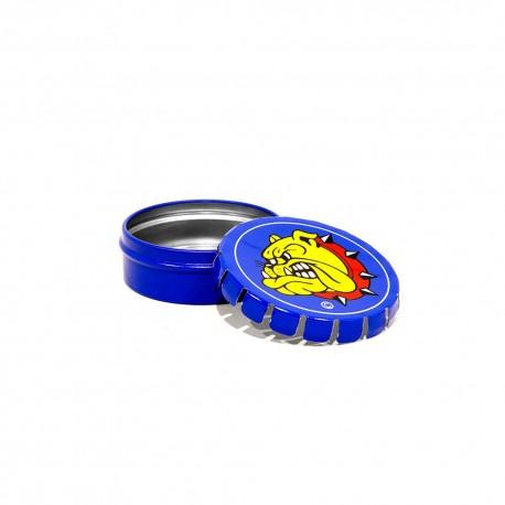 CLIC CLAC BOX THE BULLDOG PORTATABACCO IN ALLUMINIO BULCLI001