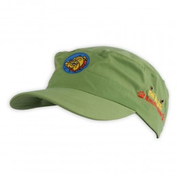 CAPPELLO BERRETTO THE BULLDOG CAP VERDE CON VISIERA REGOLABILE GREEN