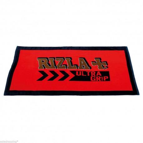 TELO MARE RIZLA RED ASCIUGAMANO GRANDE PER PISCINA IN COTONE 140 X 70 CM