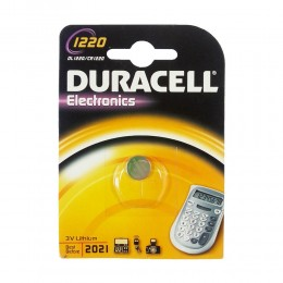 1 BATTERIA A BOTTONE DURACELL CR2016 LITIO 3 V PILE CR 2016