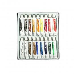Colori ad olio (set 18 pezzi)