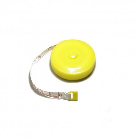 METRO FLESSIBILE A NASTRO RULLINO SARTO ESTENSIBILE RETRATTILE 150 CM BLU