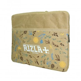 "PORTA TABLET RIZLA KRAFT IN CELLULOSA 10,1 POLLICI 10"" CON TASCA ACCESSORI"