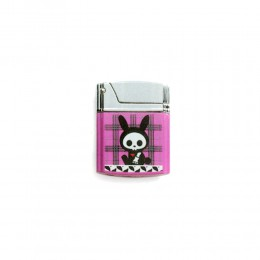 ACCENDINO CHILLING TIME SKELANIMALS MINI A GAS RICARICABILE PIEZO FANTASIA 2