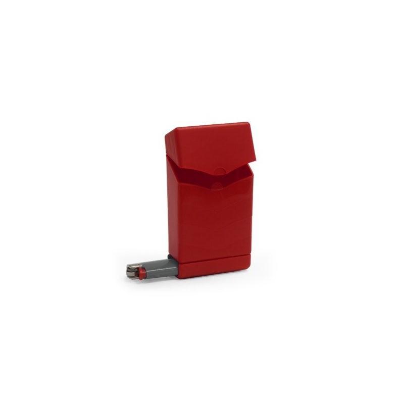 Porta pacchetto portasigarette rex bravo 20 sigarette con - Porta pacchetto sigarette amazon ...
