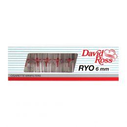 MICROBOCCHINI DAVID ROSS RYO DA 6 MM ASTUCCIO DA 10 PEZZI